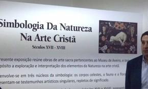 """ONDA LIVRE TV - Exposição """"Simbologia da Natureza na Arte Cristã"""""""