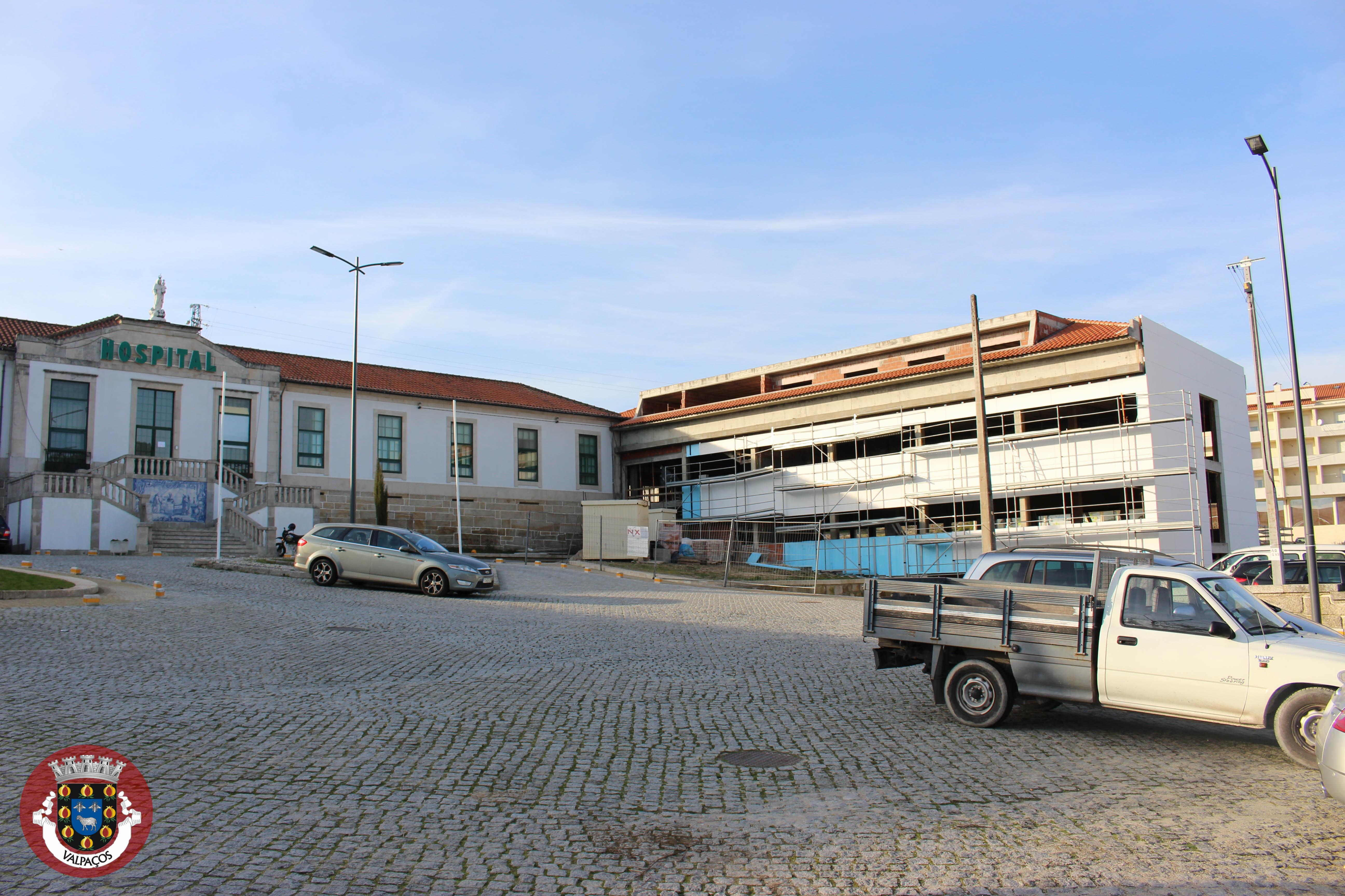 6 anos depois do encerramento, foi lançado um concurso público para remodelar e ampliar o hospital de Valpaços