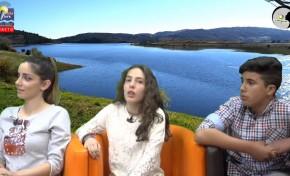 ONDA LIVRE TV - Ao Sabor do Vento com alunos do Agrupamento de Escolas