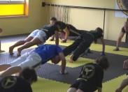 Atletas da ADCMC/CCN já treinam para as próximas competições