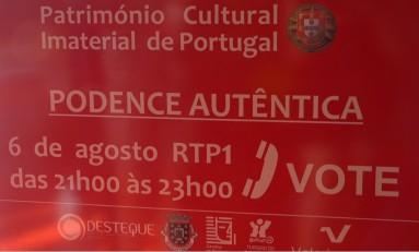 DESTEQUE já divulga Podence pré-finalista a Aldeia Maravilha de Portugal