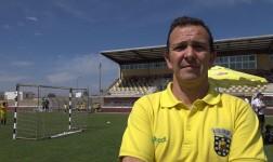 Presidente do Clube Atlético de Macedo enaltece o trabalho de todos ao longo da época