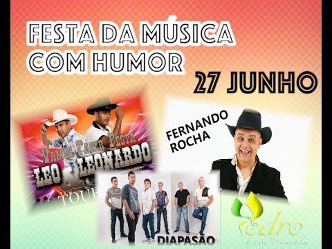 ONDA LIVRE TV - Promo São Pedro 2017 | Festa da Música com Humor com a Rádio Onda Livre