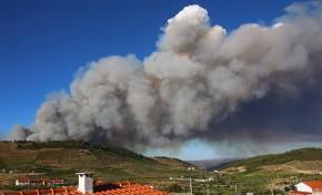 Incêndio em Vale Frechoso dominado