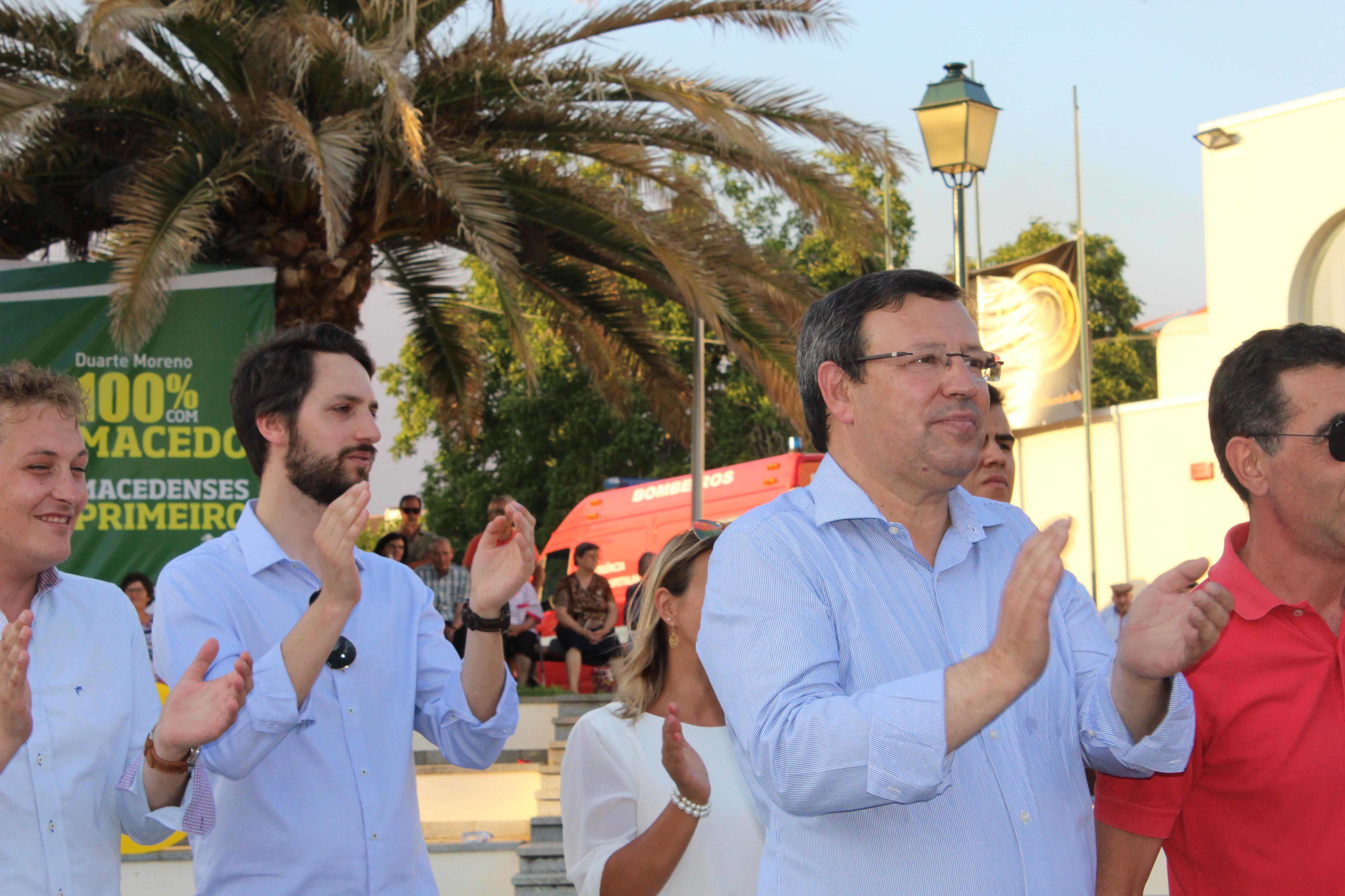 Macedenses Primeiro já apresentou todos os candidatos ao concelho