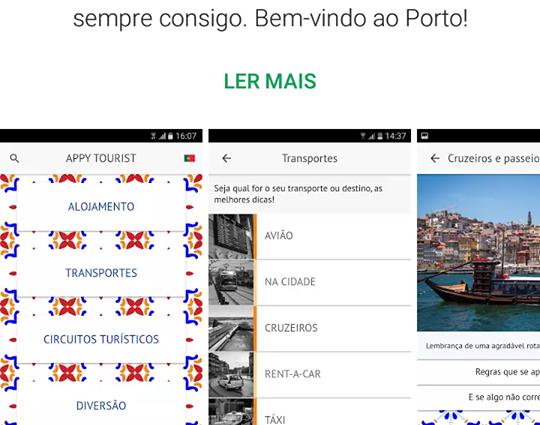 DECO lança aplicação para ajudar turistas