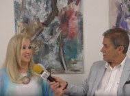ONDA LIVRE TV – Ao Sabor do Vento e a pintura de Carmen Trigo
