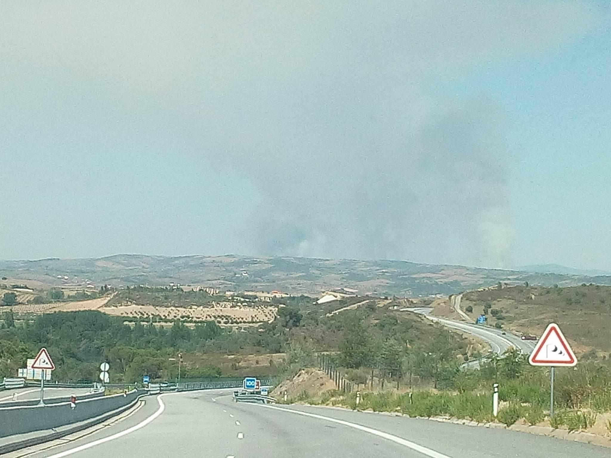 Detido suspeito de atear fogo em Alvites