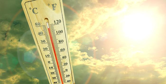 Tempo vai estar quente e seco até à próxima quinta-feira