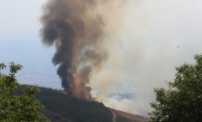 Incêndio em Chacim tem duas frentes ativas (atualização)