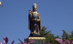 Missa em honra de Santo Ambrósio em DIRETO este domingo a partir das 12h em rádio e TV