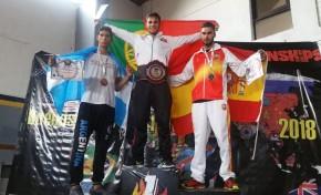 Fabrice Fernandes consegue ouro em Point Fighting e Light-Contact no Campeonato do Mundo de WKF