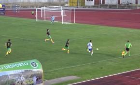 Juniores de Macedo ainda na luta pelos três pontos