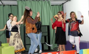 AJAM apresenta peça para levar ao Festival de Teatro da INATEL
