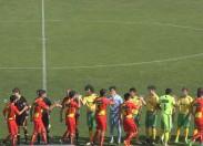Equipa de futebol Junior de Macedo sofre goleada frente ao Mondinense