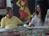 ONDA LIVRE TV – À entrevista com Adelaide Moça sobre pintura Naif