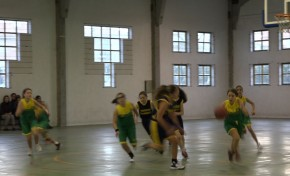 Primeiro jogo em casa do GDM Femimino sub-14 não traz vitória
