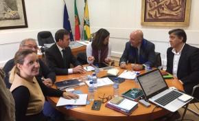 Município de Macedo reúne com grupo de trabalho do Eixo Atlântico para desenvolver turismo na região