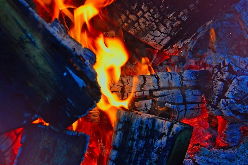 Homem fica com 80% do corpo queimado
