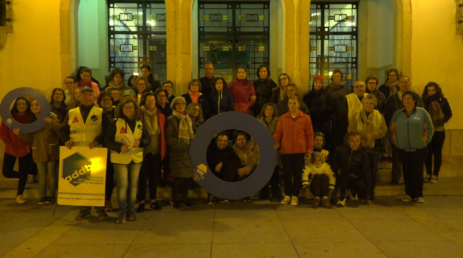 Dia Mundial da Diabetes assinalado em Macedo com caminhada