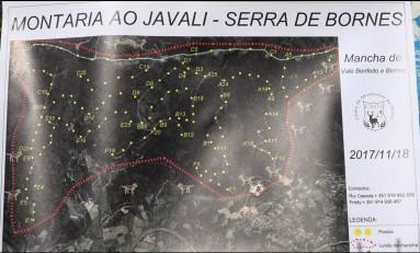 Monteiros do Norte querem a mancha da Serra de Bornes na rota das montarias