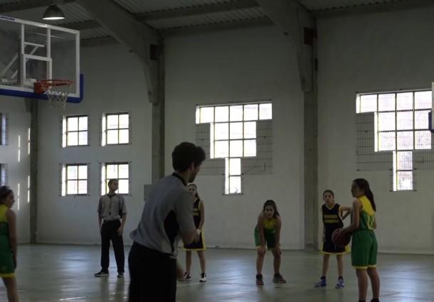 ONDA LIVRE TV - GDM Basquetebol Sub-14 perde em casa