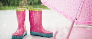 Aviso Amarelo devido à chuva