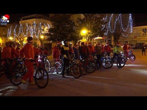 ONDA LIVRE TV - Natal sobre rodas solidário
