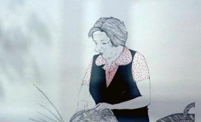 """ONDA LIVRE TV - """"Raízes"""" ilustradas a caneta para ver no Centro Cultural até fevereiro"""