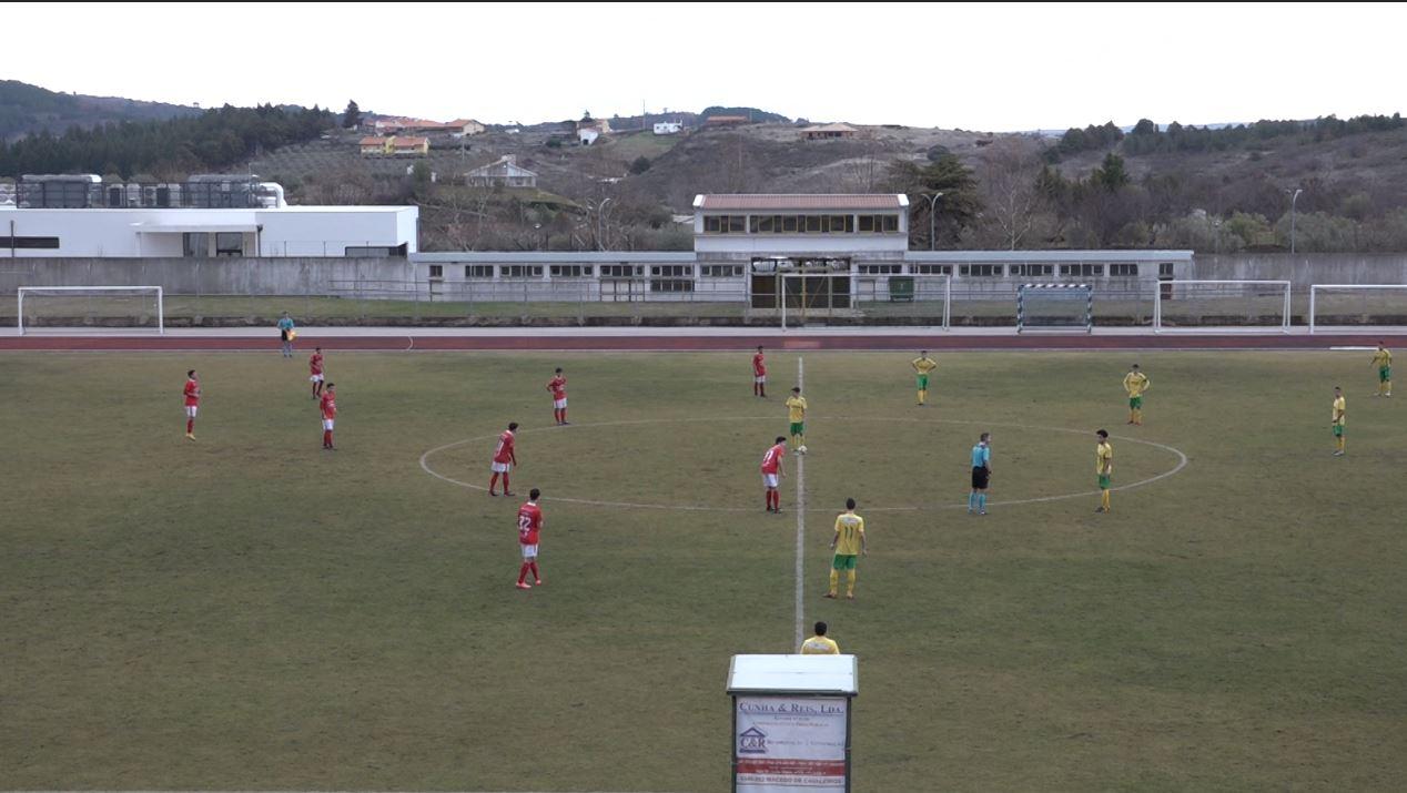 Juniores de Macedo perdem frente ao Merelinense
