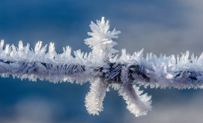 Previsão de formação de gelo e geada