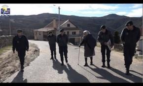 ONDA LIVRE TV - GNR sensibiliza idosos para o frio