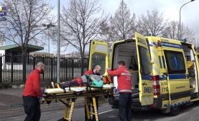 ONDA LIVRE TV - Atropelamento Rodoviário deixa mulher ferida