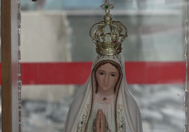 ONDA LIVRE TV - Imagem Peregrina do CNE de visita a Macedo