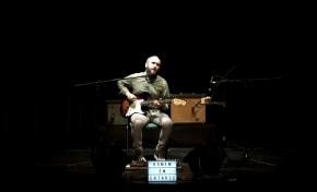 """""""Homem em Catarse"""" apresentou o seu mais recente álbum em Macedo de Cavaleiros"""