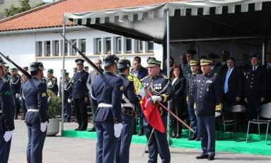 O comando territorial da GNR de Bragança tem um novo comandante