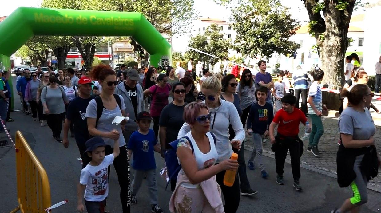 I Caminhada e Corrida da Liberdade junta mais de 200 participantes em Macedo de Cavaleiros