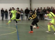 GDM vence primeira mão das meias-finais do Campeonato