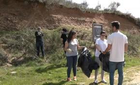 """Dia Mundial da Terra comemorado por alunos do Jean Piaget e pelo Geopark """"Terras de Cavaleiros"""""""