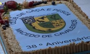 ONDA LIVRE TV - Clube de Caça e Pesca de Macedo comemora o seu 38º aniverário