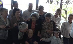 ONDA LIVRE TV - Maria da Luz celebra 100 anos de vida