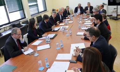 Municípios da CIM TTM negoceiam gestão das águas com Secretário de Estado do Ambiente