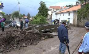 ONDA LIVRE TV - Mau tempo deixa rasto no concelho de Macedo