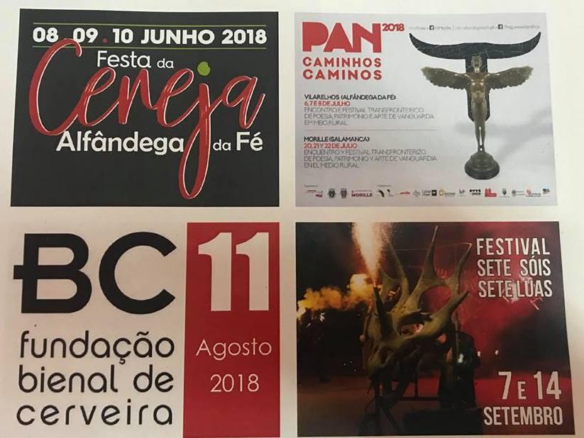 """Nos próximos quatro meses, Alfândega da Fé vai """"rebentar pelas culturas"""""""