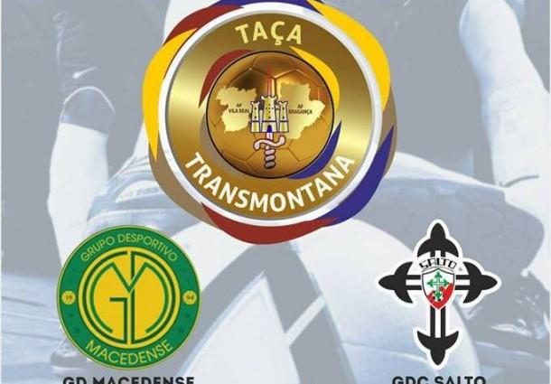 GD Macedense e GDC Salto disputam amanhã a Taça Transmontana de Futsal