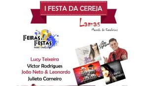 Onda Livre marca presença esta noite em Lamas com o programa Feiras e Festas