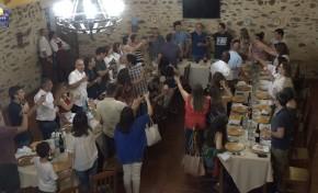 ONDA LIVRE TV - Antigos alunos de Enfermagem do Instituto Piaget reunem-se em Macedo