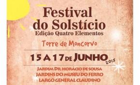 Festival do Solstício: do ambiente ao fantasmagórico até domingo em Moncorvo