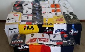 GNR apreende 278 artigos contrafeitos em Mirandela