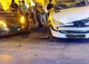 Colisão rodoviária provoca ferido ligeiro, esta noite, em Macedo